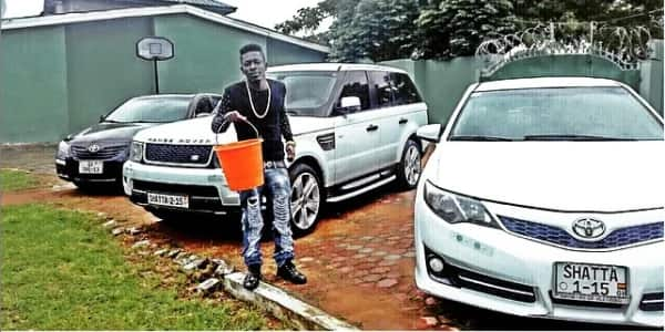 Shatta Wale Car Collection
