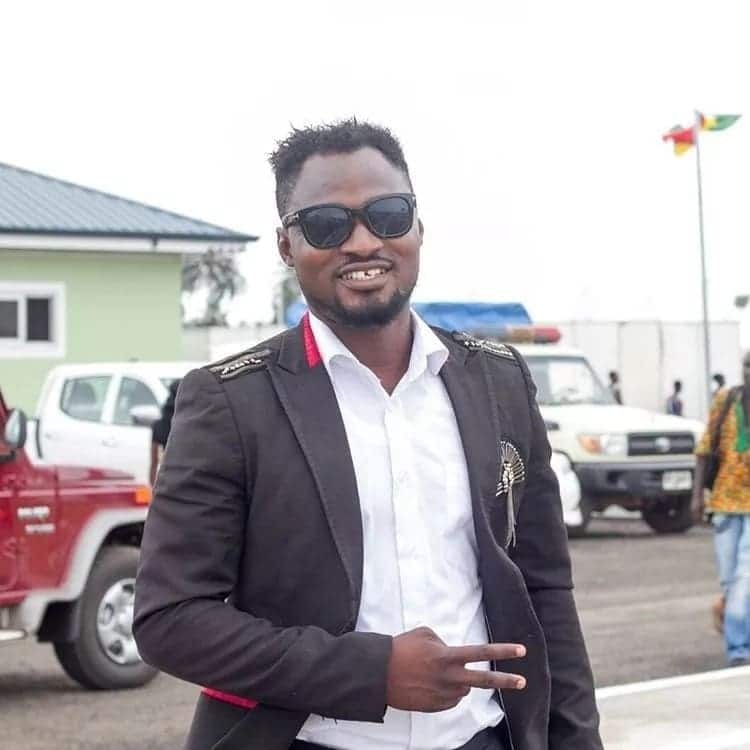 Funny Face 'cries' after listening to Patapaa's 'diss' song to Kuami Eugene