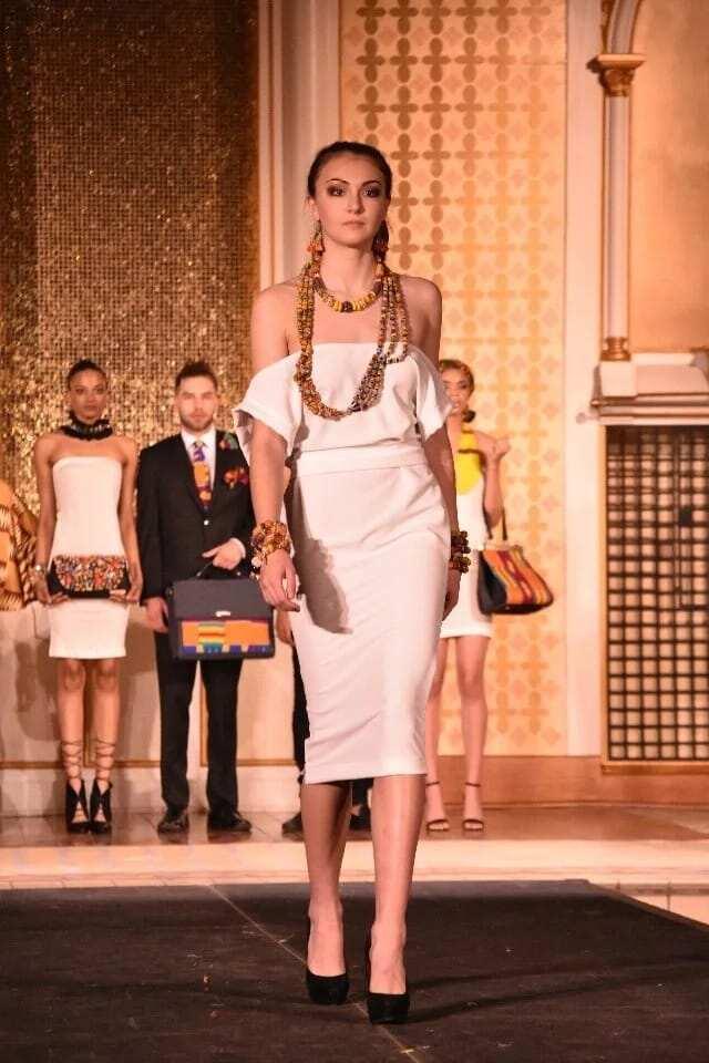 kente dress styles