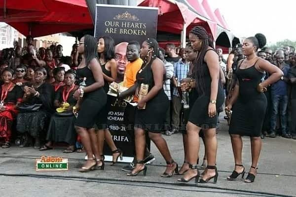 When Joy Daddy ladies storm KABA's one week celebration