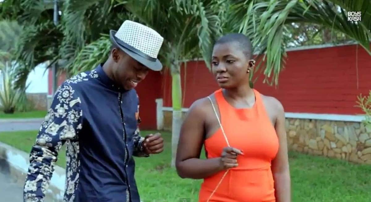 10 photos that prove that Kalybos and Ahofe Patri are 'more' than friends; 1&4 are 'special'
