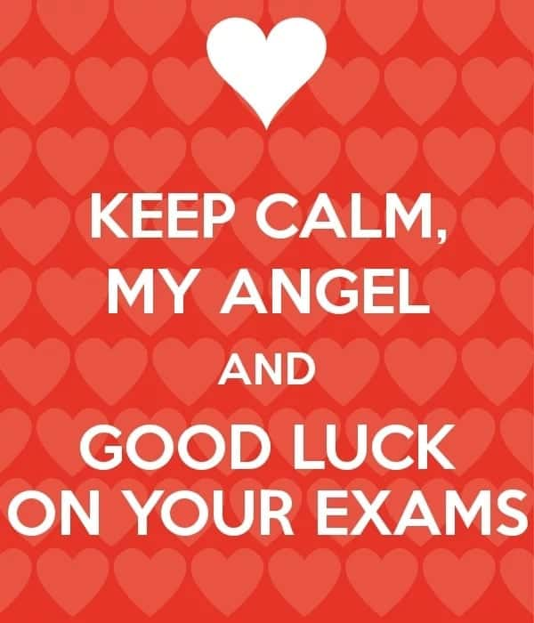 Good Luck On Your Exam Quotes: Good Luck Exam Wishes For Lo Good Luck Exam Messages