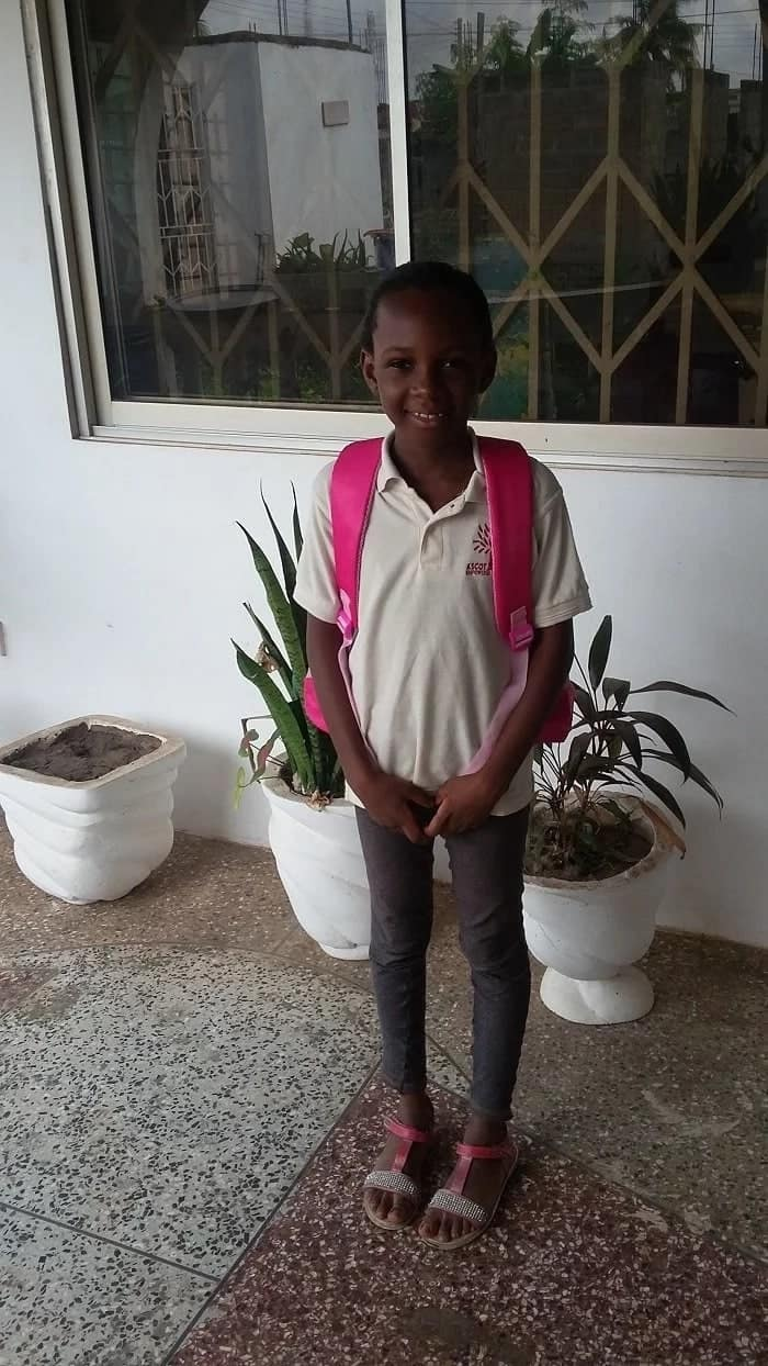 Meet the 9 year-old who is the next biggest scientist in Ghana