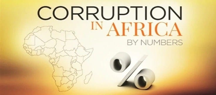 Most corrupt countries in Africa 2018