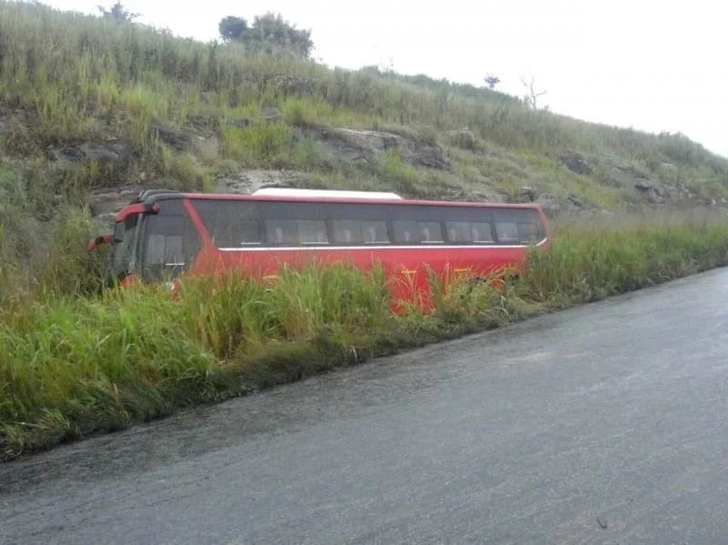 One dead, several injured in Accra-Kumasi road accident