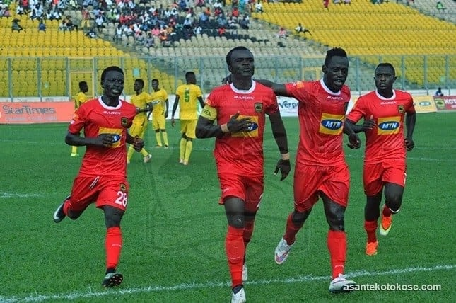 Kotoko beat Medeama to book MTN FA Cup final date with Hearts