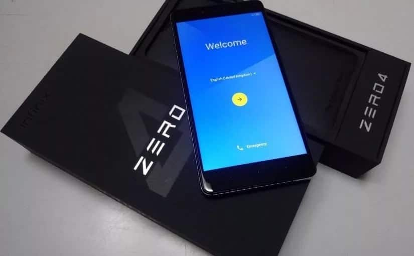 Infinix Zero 4 price in Ghana Infinix 04 Infinix zero 4 plus