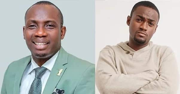 Counsellor Lutterodt replies Chase - says he's 'a modern day slave'