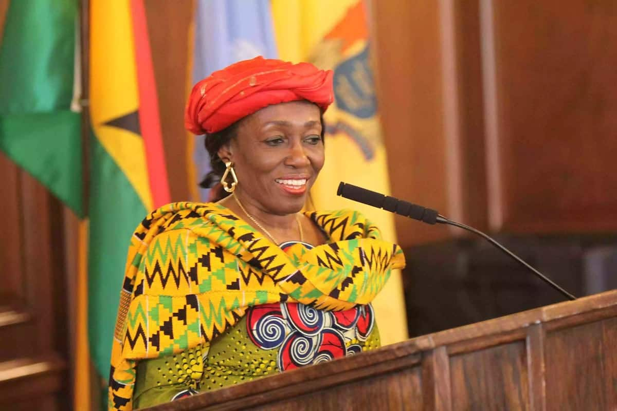 Nana Konadu takes a dig at the NDC government
