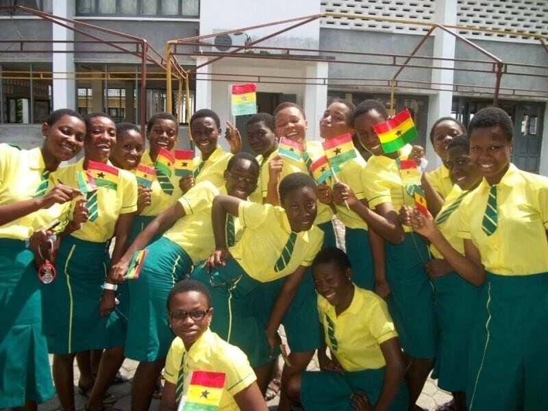 20 best schools in Ghana 2018