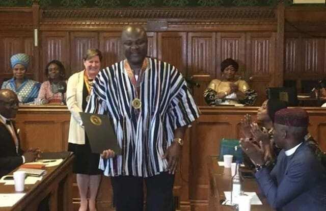 Ibrahim Mahama adjudged African Industrialist of the year