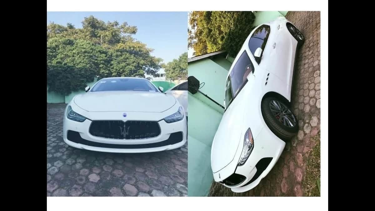 7 insane facts about Shatta Wale's new Car, the Dodge Charger