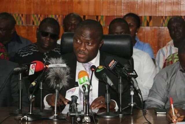 Accra Mayor