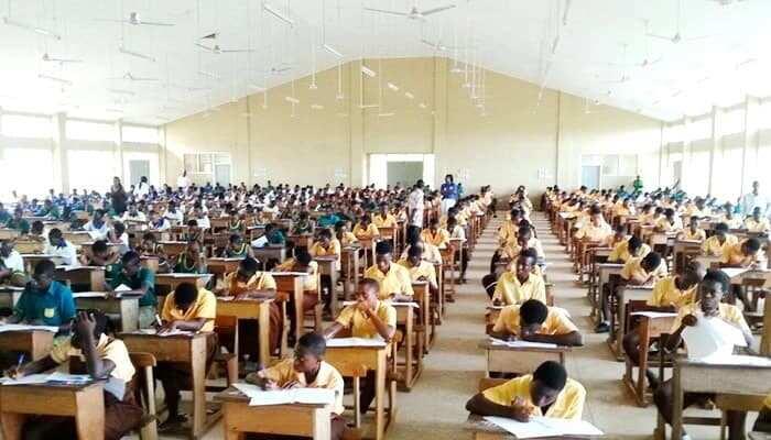 517,332 candidates write BECE in Ghana