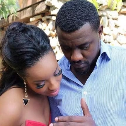 Joselyn Dumas reacts to rumours that she secretly dated John Dumelo for 2 years