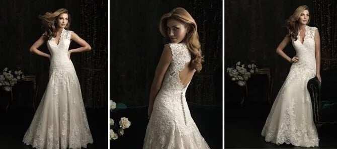 Dress styles for wedding