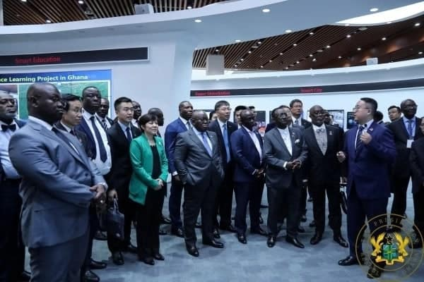 Chinese I.T giant Inspur Group to establish West Africa headquarters in Ghana