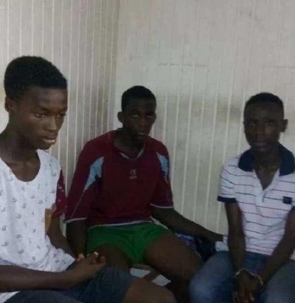 Bantama gang-rape perpetrators