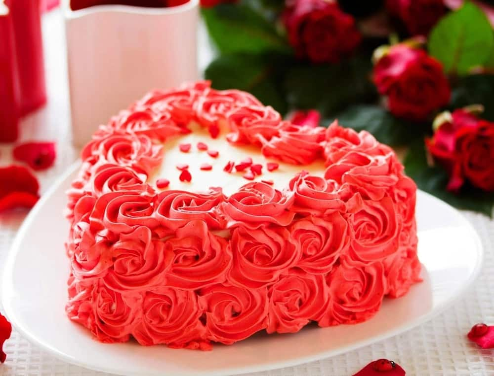 Flower Birthday Cake Images For Her