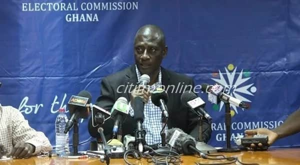 Missing names on register are deleted NHIS registrants -Electoral Commission