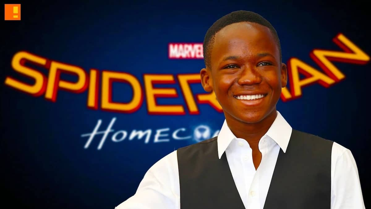 How Abraham Attah got the spiderman role