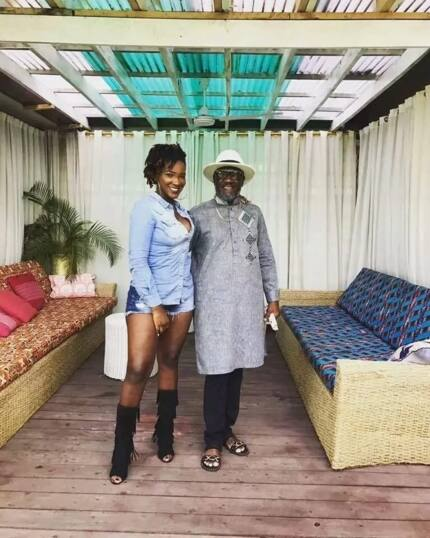 Bullet lists all the monies Ebony's greedy father has 'chopped' off his daughter's death and still wants more