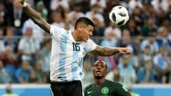 Here is why the referee didn't give Nigeria a penalty for Rojo's hand ball