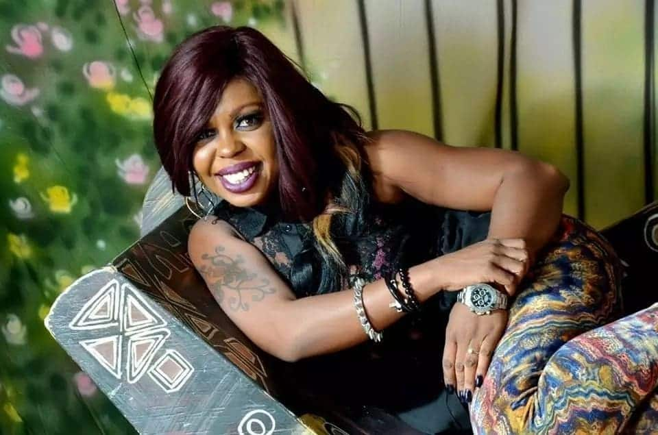I never wanted to be Ghanaian - Afia Schwarzenegger