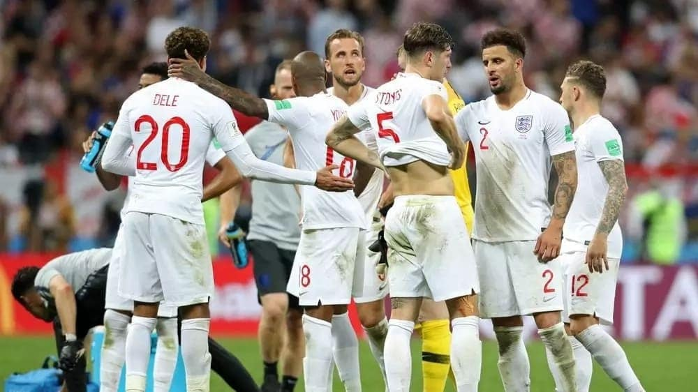 England have reason to cry after semi-final defeat - Mourinho