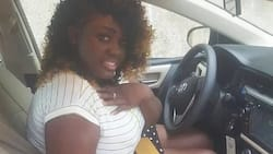 I don't care if he cheats – Actress Tracy Boakye says of her husband
