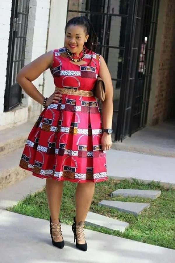 0c511dc10260 Latest African styles for ladies 2019 ▷ YEN.COM.GH