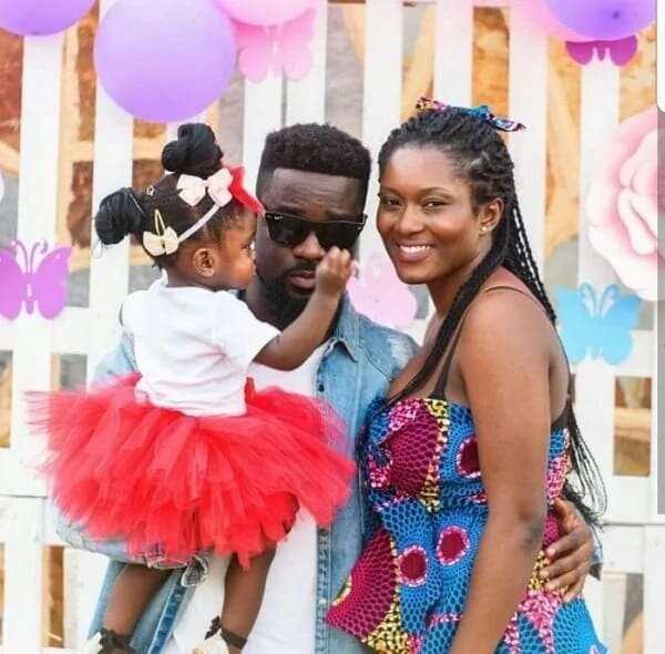 Fatherhood has affected me – Sarkodie speaks