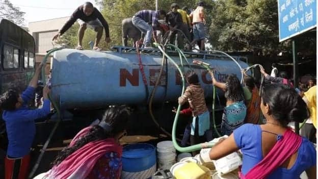 GWCL begins water rationing across the country