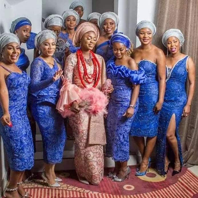 Photos show Ghanaian celebrities chilling at Becca's wedding reception