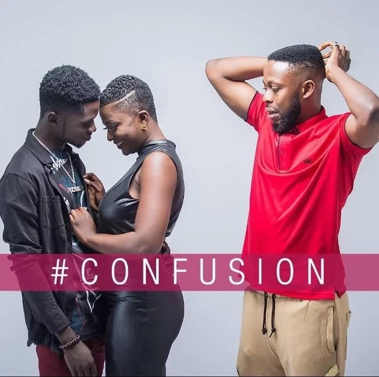 """Kuami Eugene declares intention to cause """"confusion"""" between Ahuofe Patri and Kalybos"""