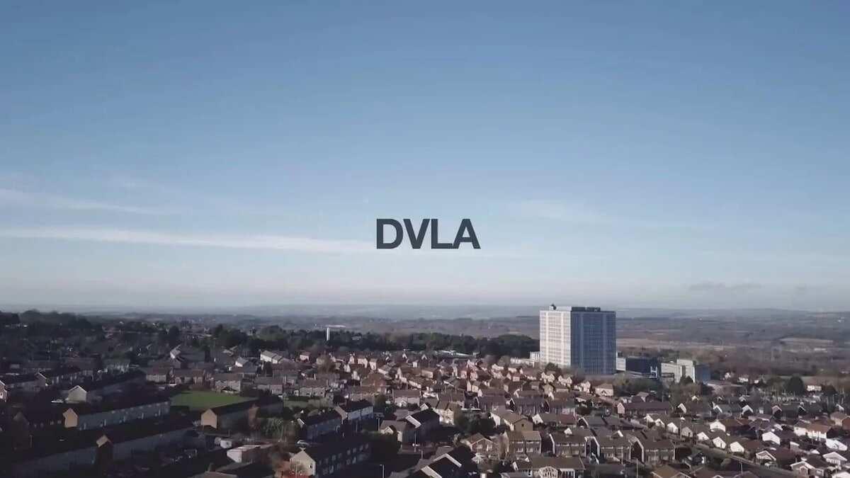 DVLA written test booking in Ghana