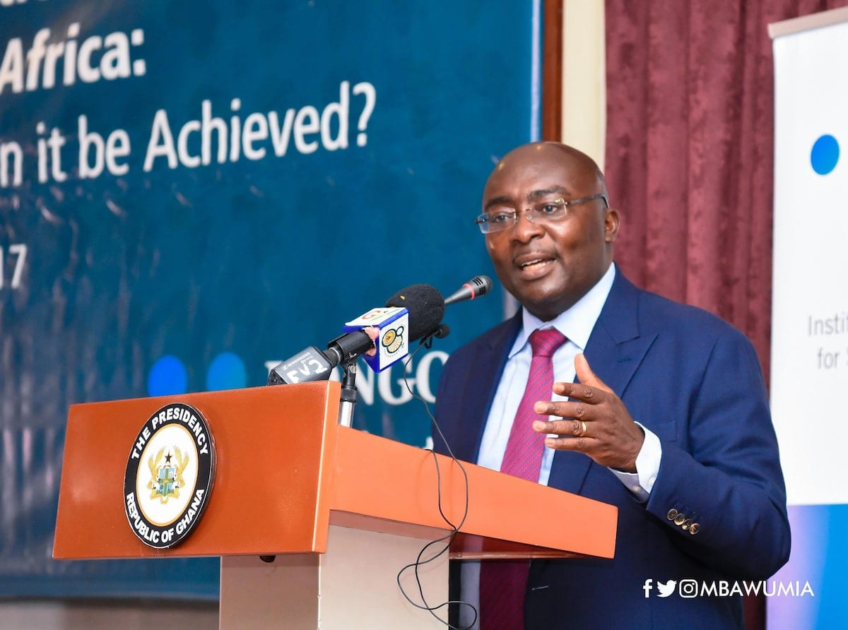 Bill for integrated aluminum, bauxite development authority ready soon - Bawumia