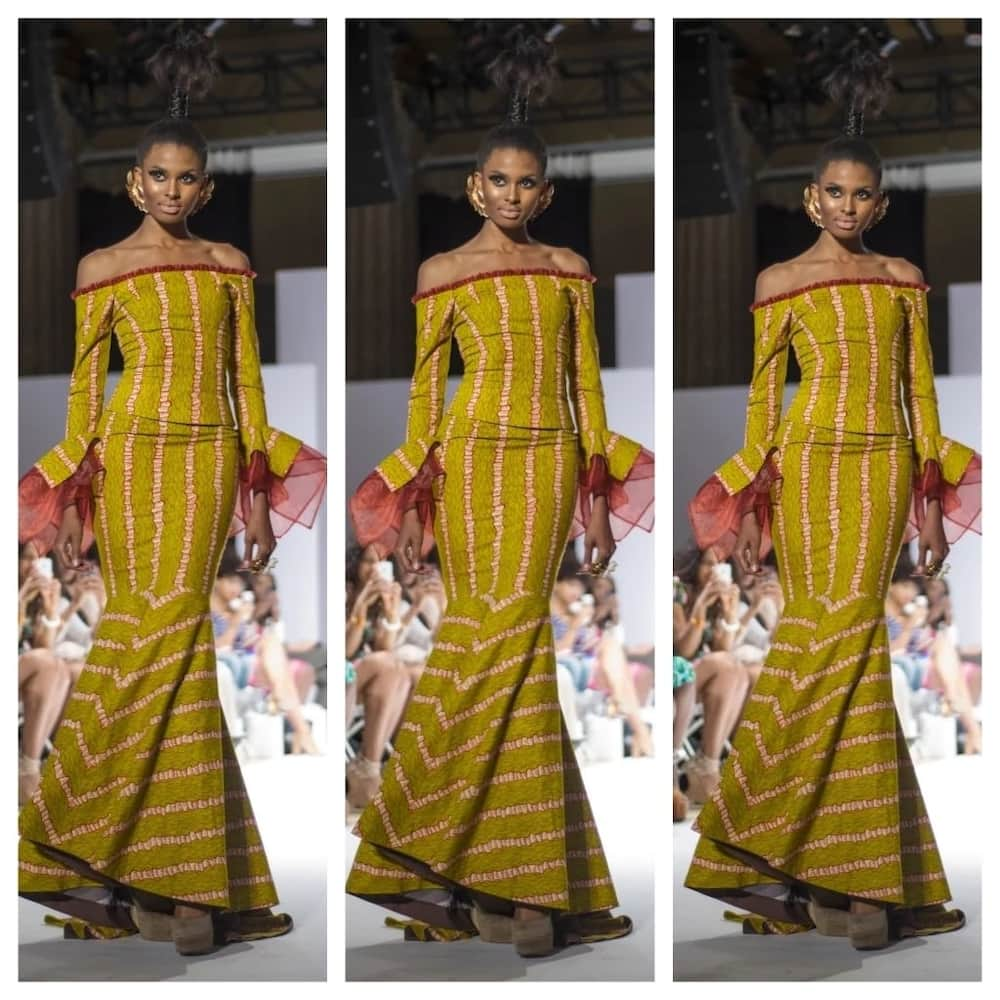 Latest African print styles for ladies in 2019