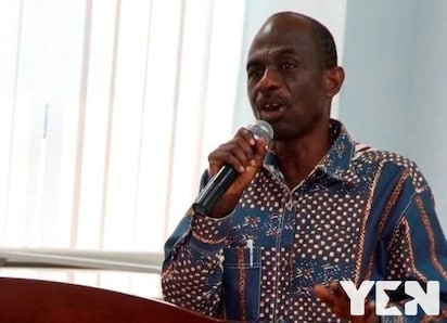GHC400,000 is not enough to fund party activities - General Mosquito