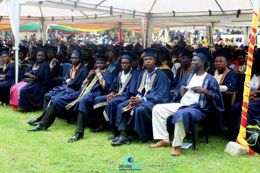 CCNET Holds graduation ceremony