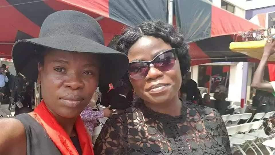 Ohemaa Woyeje and Vim Lady