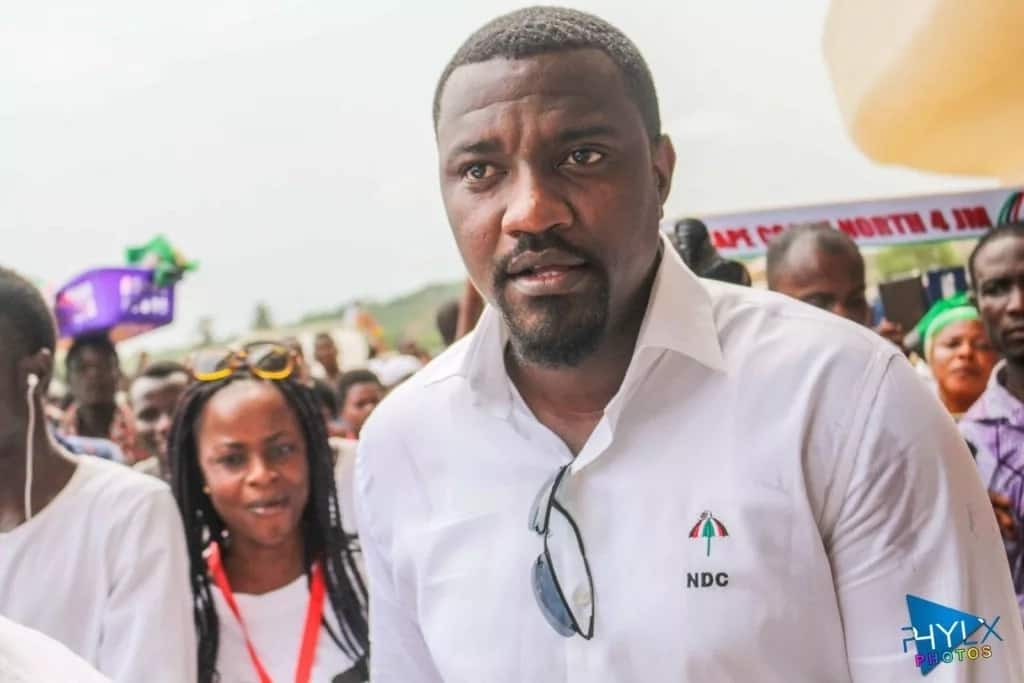 6 Ghanaian entertainers who are now full blown politicians