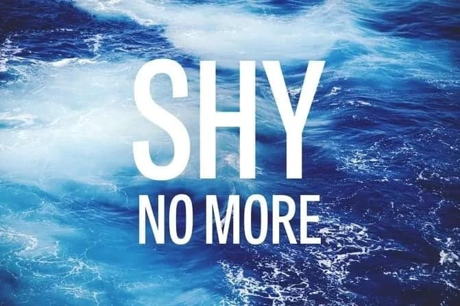 how to become confident and not shy how to stop being shy and quiet why are people shy ways to overcome shyness