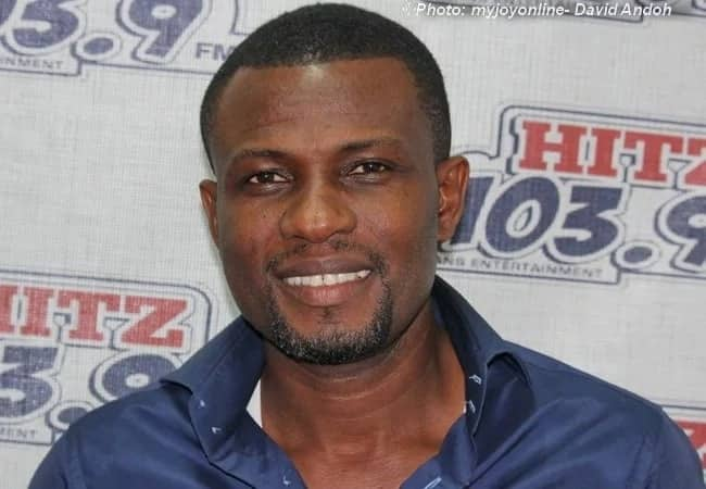 The wisest thing to do as a manager is to date your female artiste – Okraku-Mantey