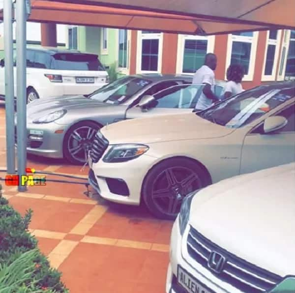 Photos: Here are the richest young people in Ghana