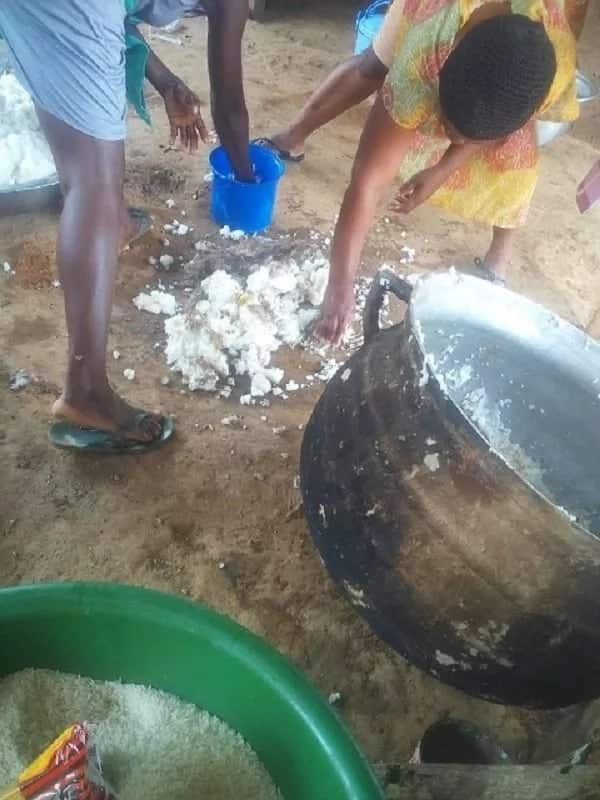 NPP constituency chairman destroys pupils' food over marital dispute