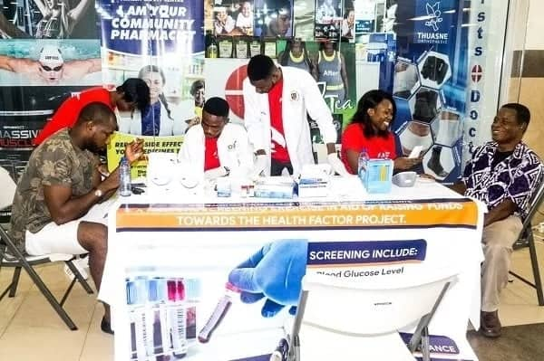Legon students changing the face of health delivery in Ghana