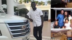 Wild photos of Kwaku Manu's luxurious cars, mansions and businesses