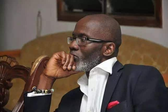 Gabby Asare Otchere-Darko is reportedly leveraging their closeness to Nana Addo to engage in corrupt and damaging activities.