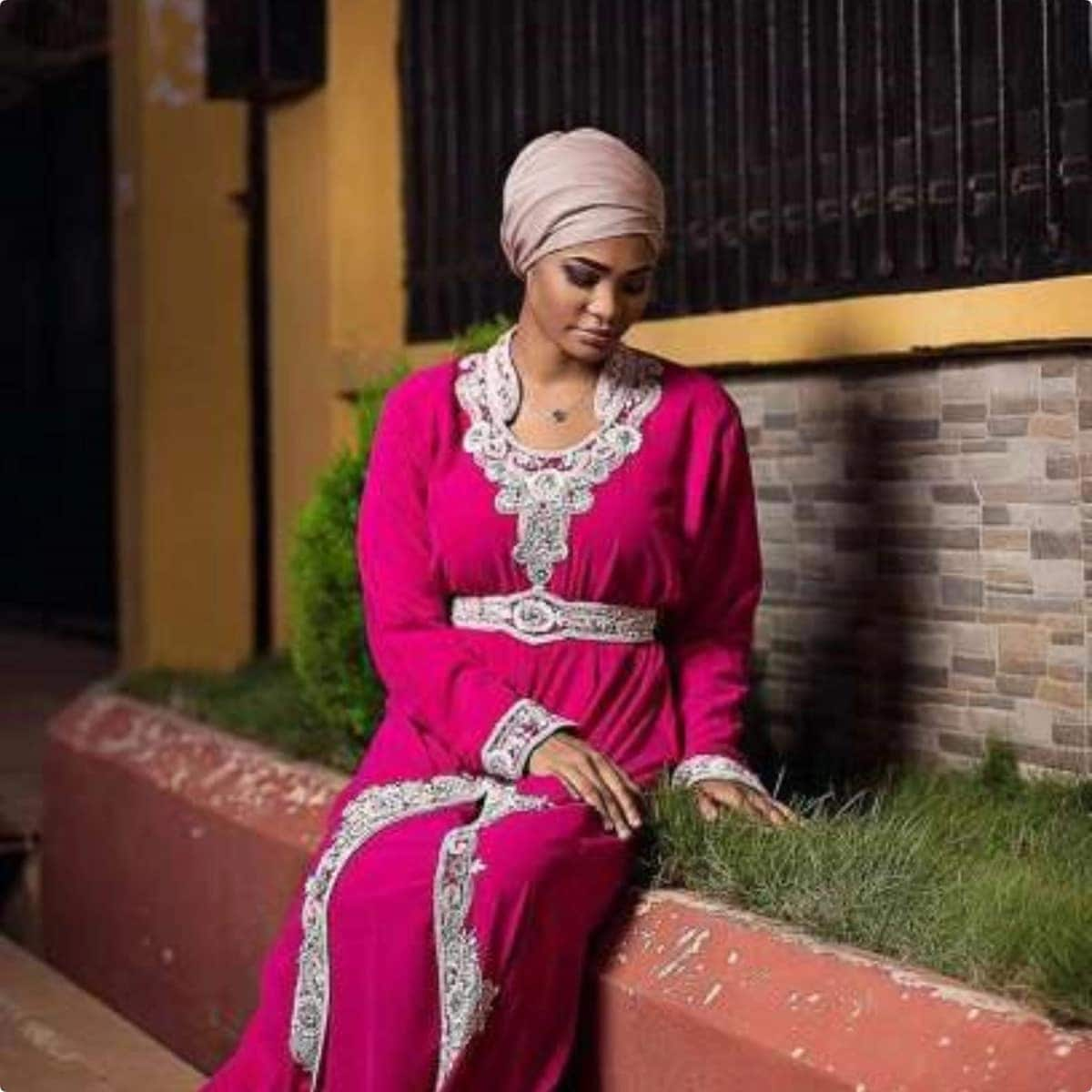Photos of Majeed Waris' wife who he is divorcing